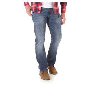 Wrangler Slim Straight Men's Jeans 31 X 30 NEW